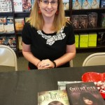 Book signing author pic